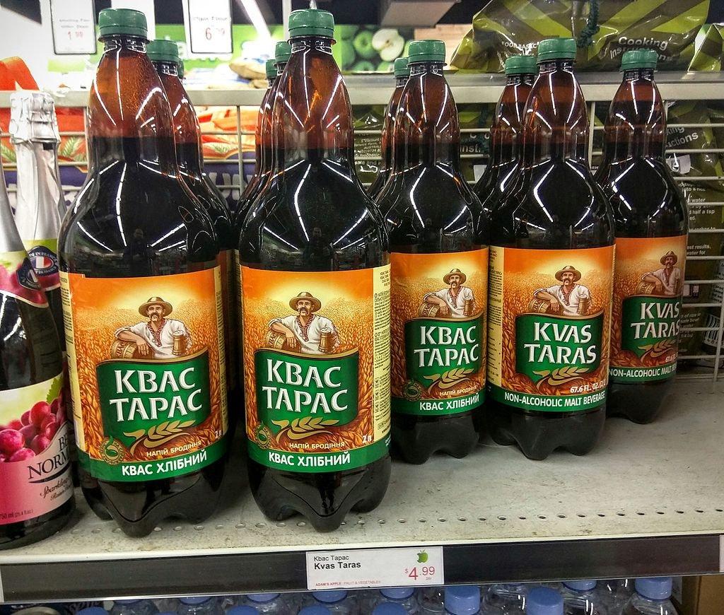 Ukrainian_Kvas_for_sale_at_Sydney_food_store