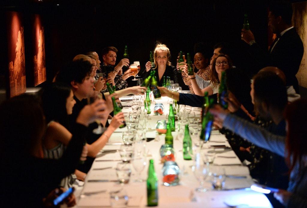 Unexpected party|© Heineken 0.0