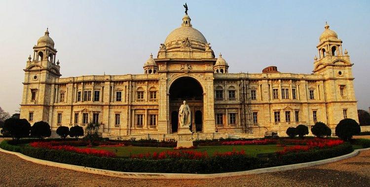 Victoria Memorial, Kolkata| © Sautrik144 / WikiCommons