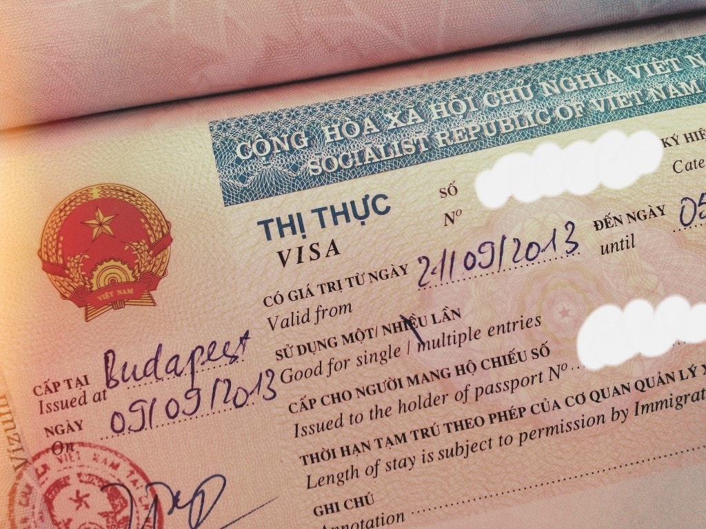 Vietnam visa | © nyuhuhuu/Flickr
