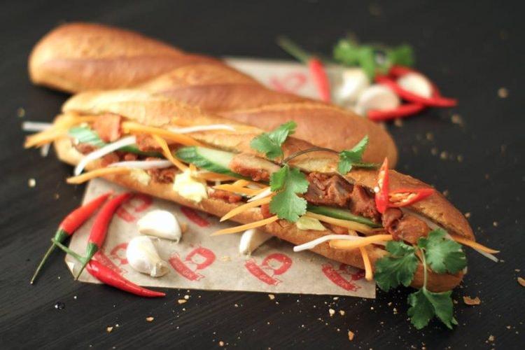 Vietnamese sandwiches | Courtesy of Miss Gin