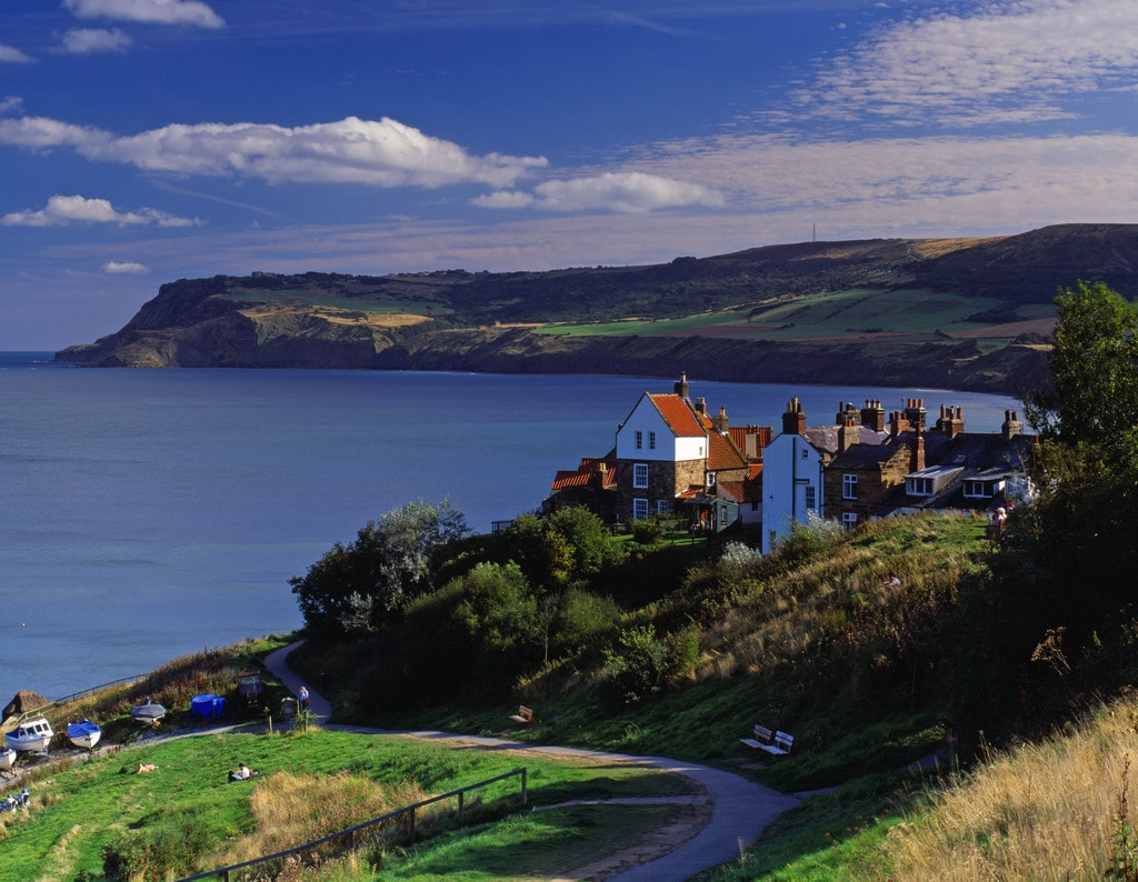 View over Robin Hood's Bay Credit Mark Denton_NYMNPA