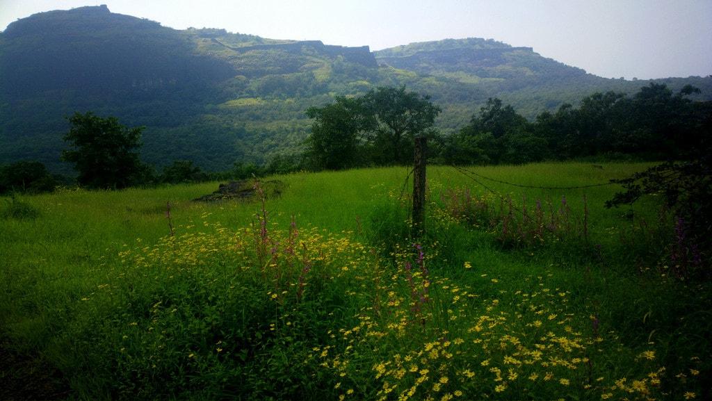 View Rajmachi