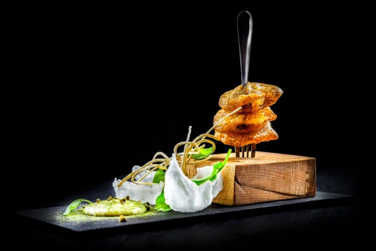 Nordic ingredients take a star turn at Villa Anna | Courtesy of Villa Anna