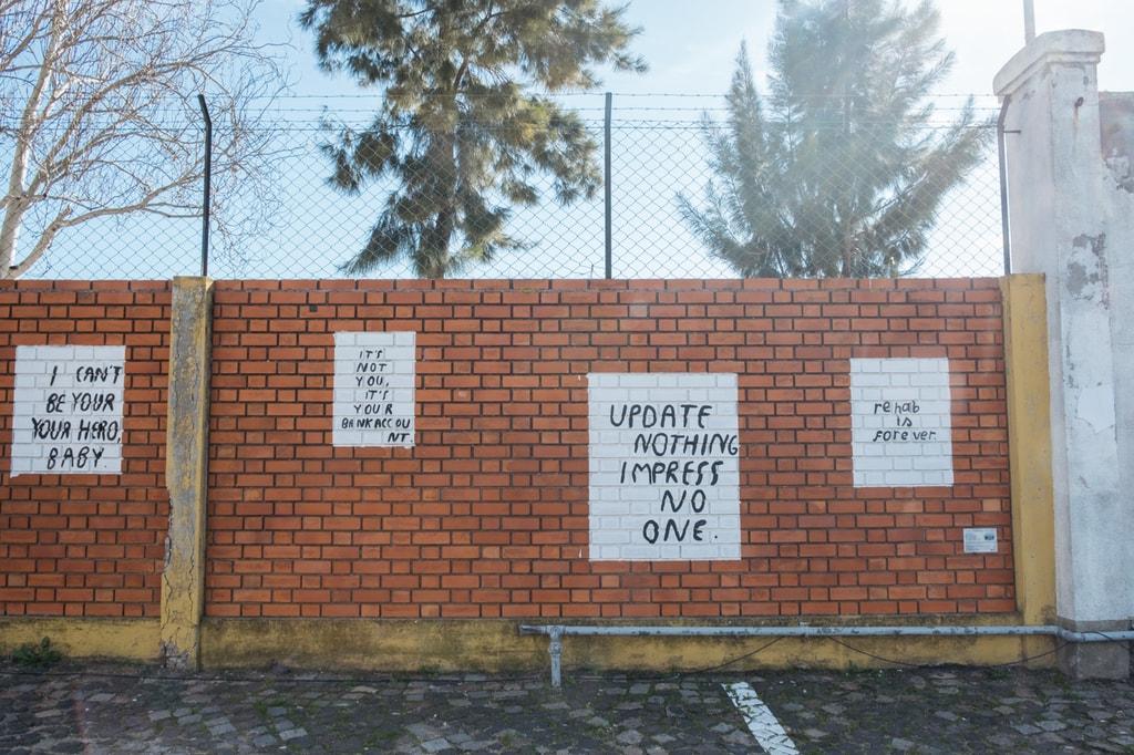 WATSON - LISBON, PORTUGAL - STREET ART AT VILLAGE UNDERGROUND BY WASTED RITA