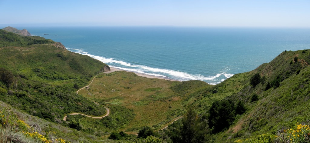 Wildcat Beach, California | Miguel Vieira Flickr