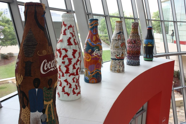 World of Coke Museum:Atlanta