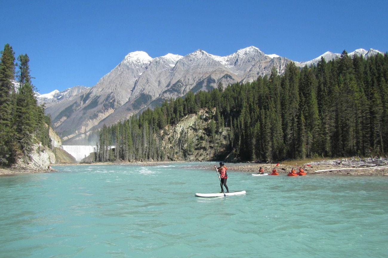 Yoho National Park Alpine Rafting Valerie Pleym