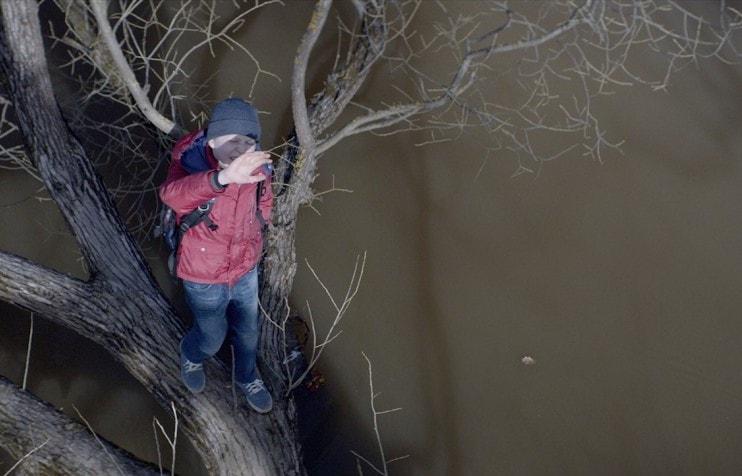 Matvey Novikov as Alyosha, the boy, in 'Loveless' | © Sony Pictures Classics
