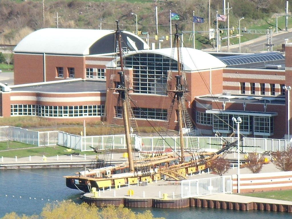 Erie Maritime Museum | © Pnoble805 / Wikimedia Commons