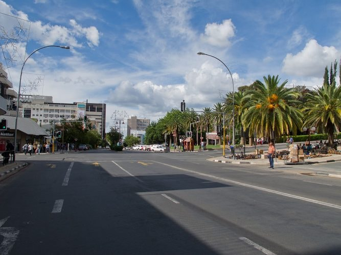 Independence Avenue