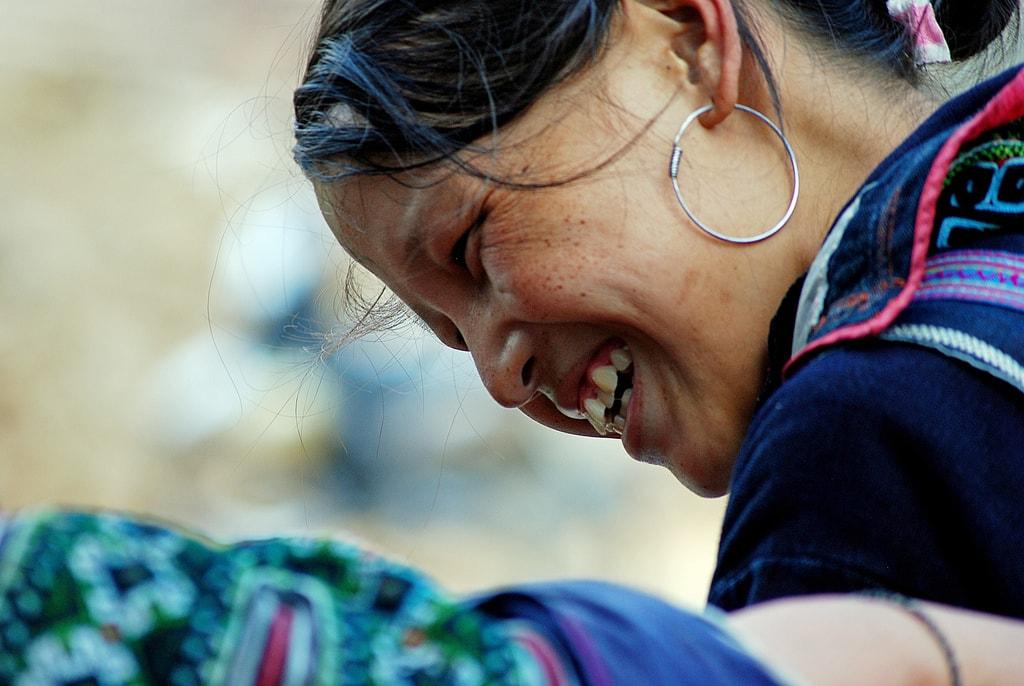 Hmong Woman | © Mr. Theklan/flickr