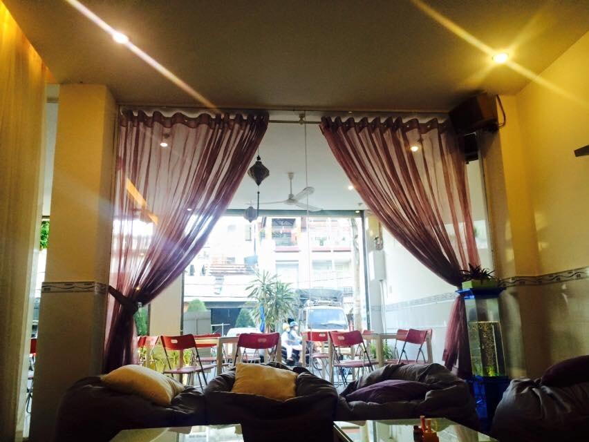 Cozy   © GONY Spa & Cafe Lounge/Facebook