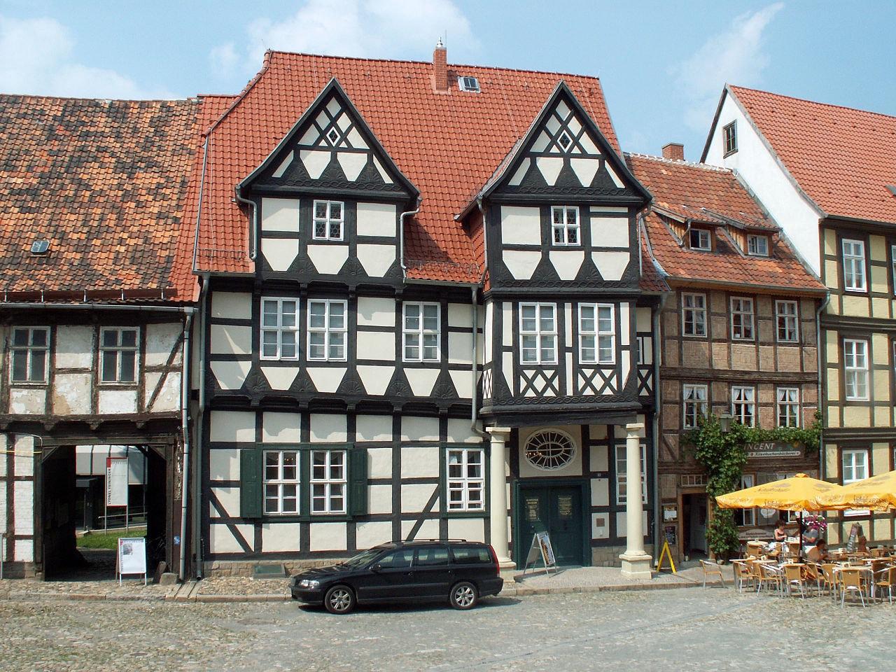 1280px-Quedlinburg_Klopstockhaus_(2094590393)