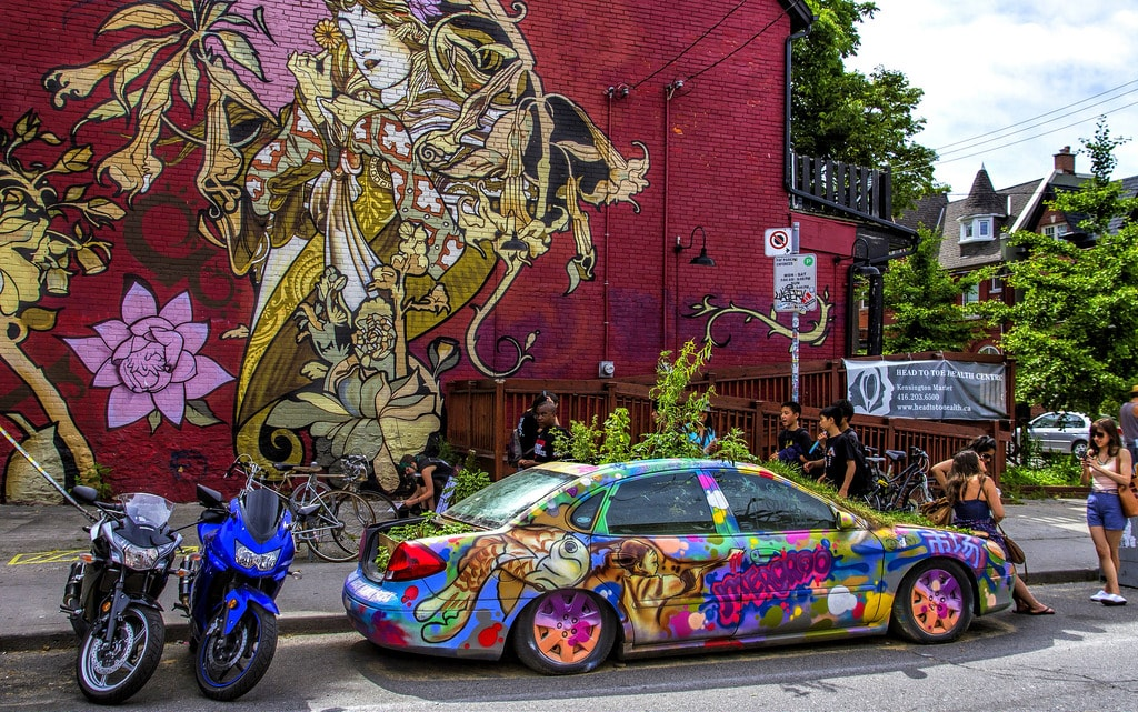 Kensington Market | © Kevin/Flickr