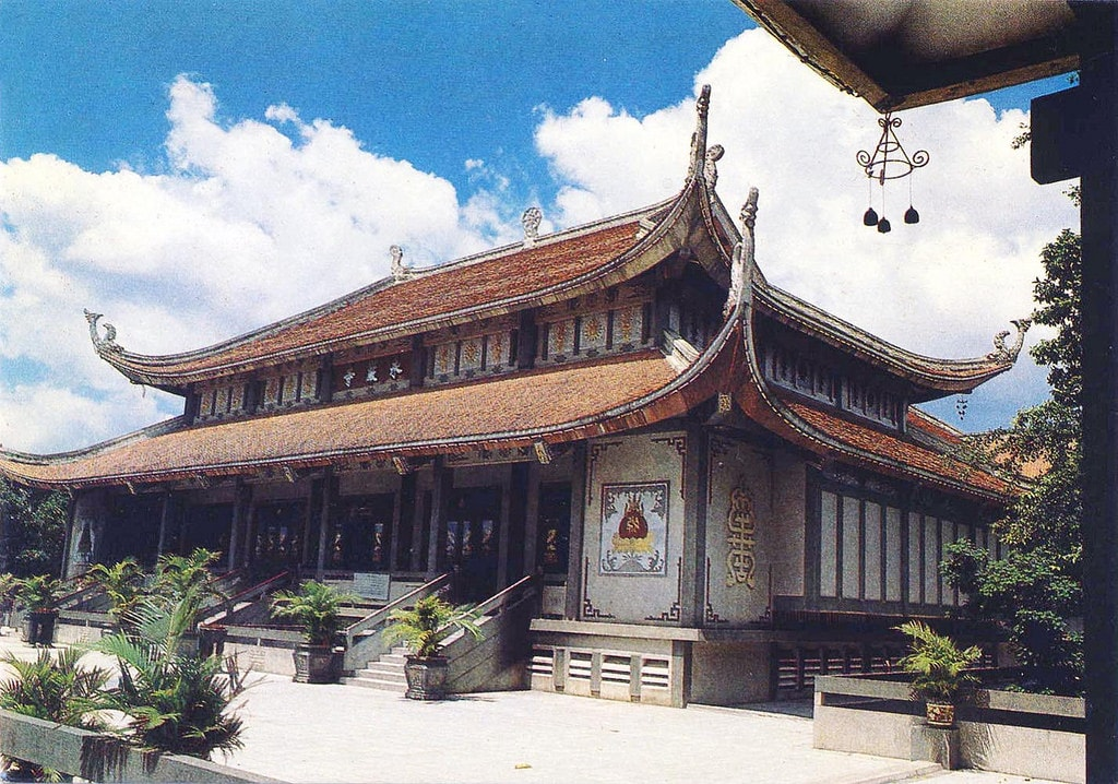 Vinh Nghiem Pagoda   © manhhai/Flickr