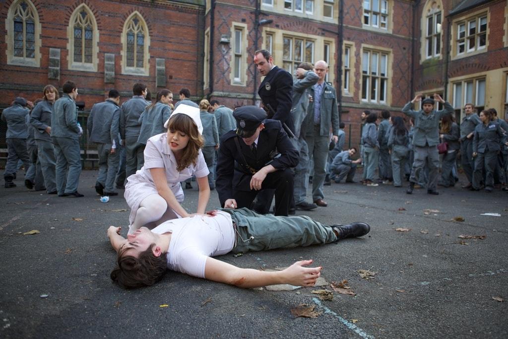 2012, Shawshank Redemption
