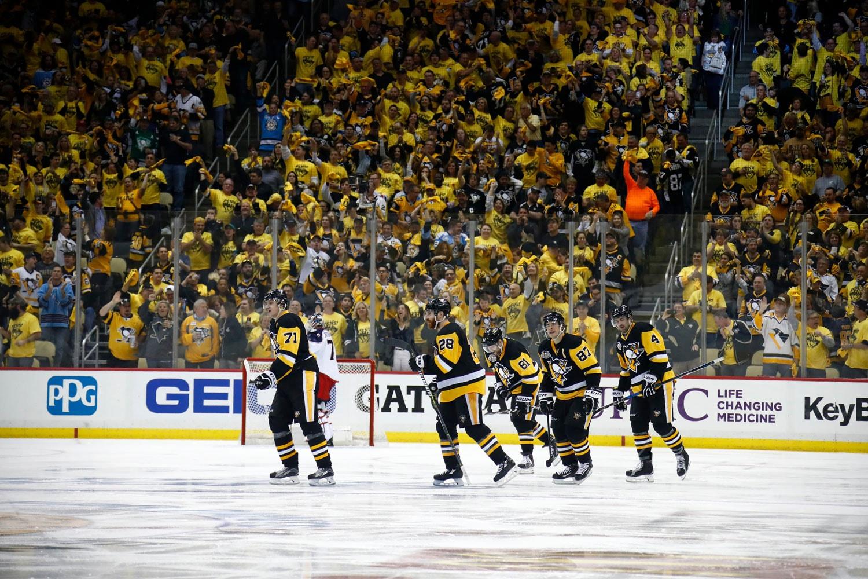 NHL Hockey in Pittsburgh   Courtesy of Pittsburgh Penguins/Greg Shamus