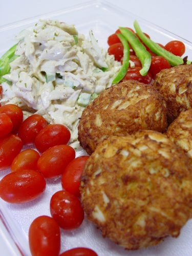 Crab Cakes | © Tony Weeg Photography/Flickr