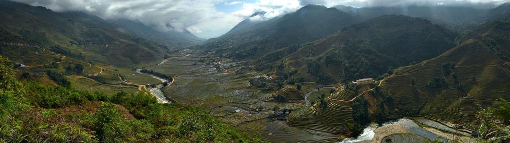 Muong Hoa Valley   © Sang Tring/Flickr