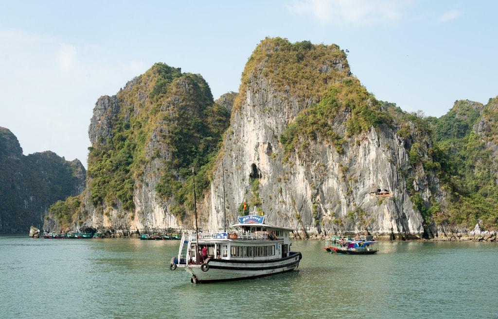 Ha Long Bay   © xiquinhosilva/Flickr