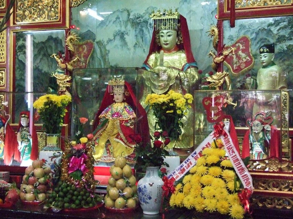 Quan Cong Temple | © Robert Lafond/Flickr