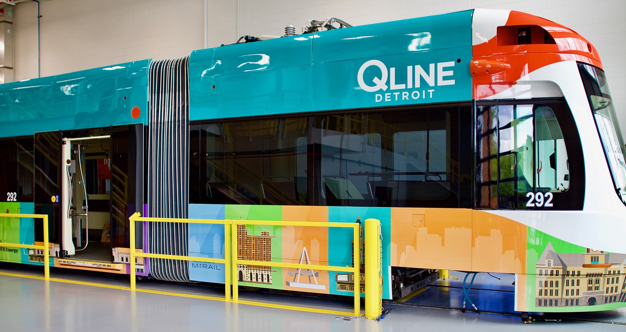 The QLINE | © A Healthier Michigan/Flickr