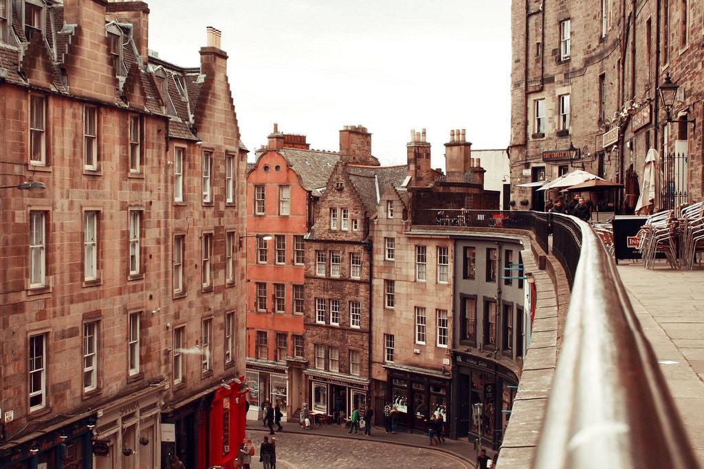 Edinburgh | © Eugenia Morillo Piñero / Flickr