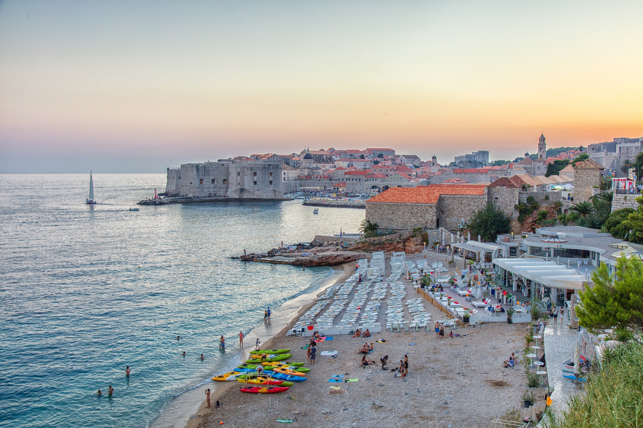 5 Beaches Within Reach of Dubrovnik, Croatia