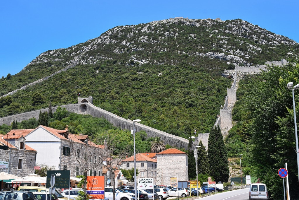 Walls of Ston | © Miroslav Vajdic/Flickr