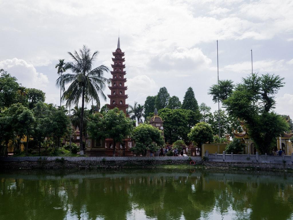 Tran Quoc Pagoda | © Edgardo W. Olivera/Flickr