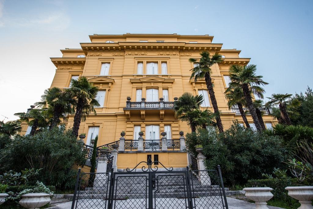 Villa Angiolina | © cafuego/Flickr