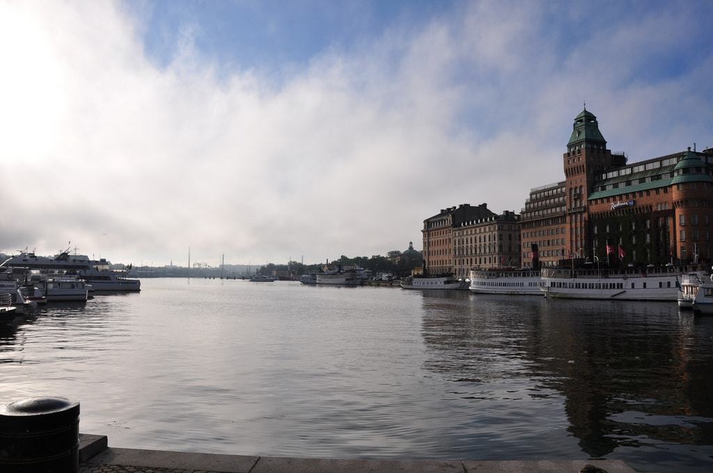 Strömgatan, Blasieholmen, Stockholm, Stockholms län, Sverige