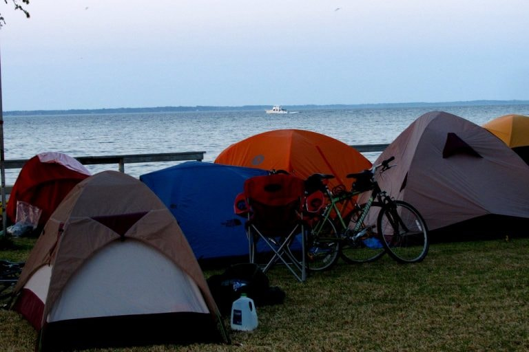 10 Scenic Places to Go Camping in New England