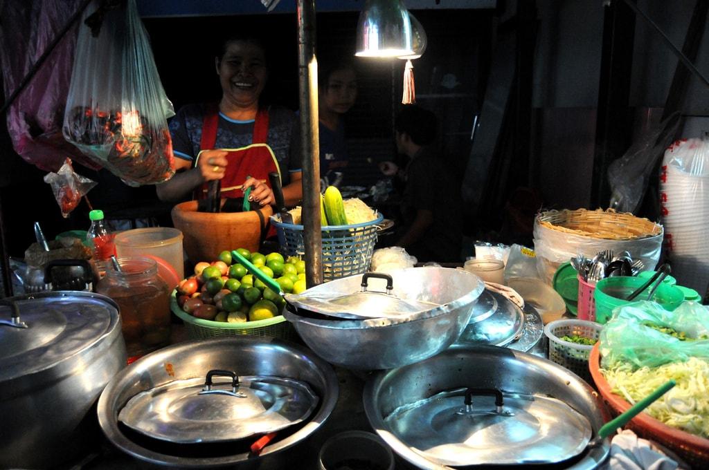 Street eats in Thailand