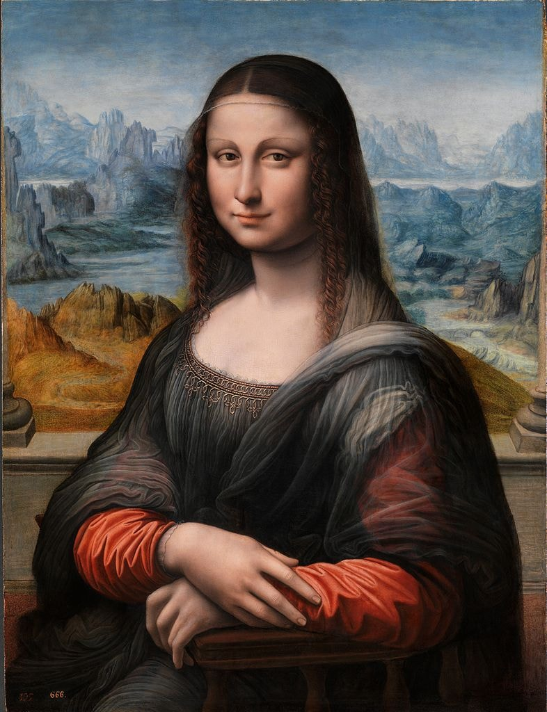 "'Mona Lisa' (Prado's version), 1503–1519 | <a href=""https://commons.wikimedia.org/wiki/File:Gioconda_(copia_del_Museo_del_Prado_restaurada).jpg"" target=""_blank"" rel=""noopener"">© WikiCommons</a>"