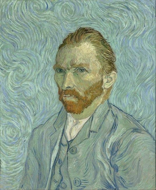 842px-Vincent_van_Gogh_-_Self-Portrait_-_Google_Art_Project