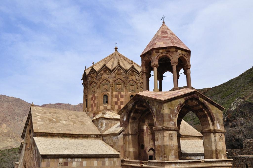 St. Stepanos Monastery, Jolfa | © Babak Farrokhi / Flickr