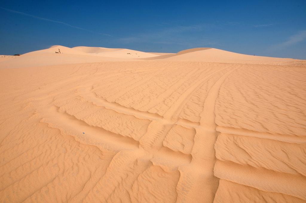 Mui Ne dunes   © Saranya Chawanrattanasakul/Flickr
