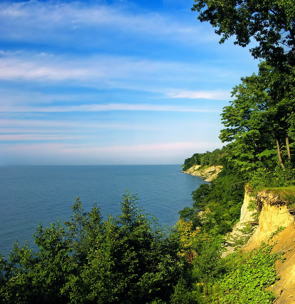 Erie Bluffs State Park | © Nicholas / Wikimedia Commons