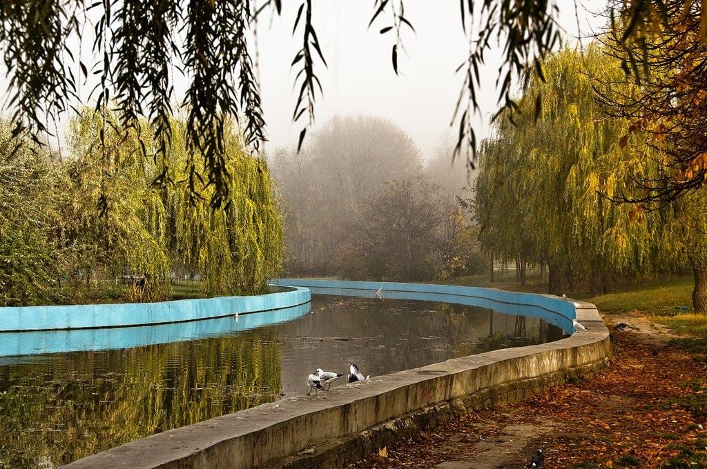 Park Peremohy Odessa Ukraine