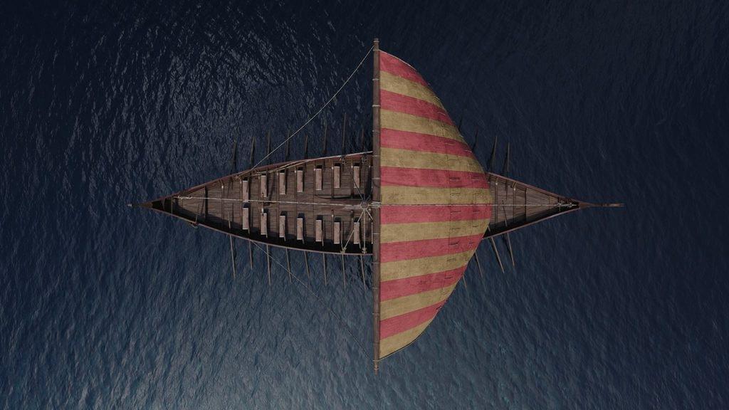 A Storm Studios reproduction of a Viking Ship | Courtesy of Vikingskipshuset