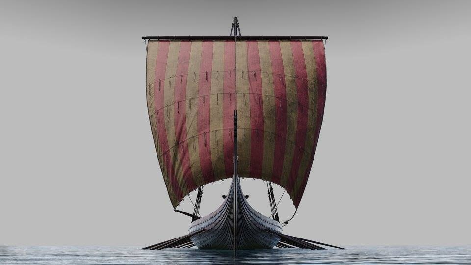Real Reasons Why Vikings Were UnstoppableViking Ship Storm