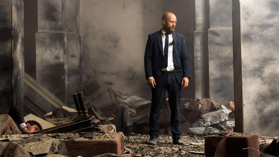 Aksel Hennie in Nobel TV Series | Courtesy of IMBD