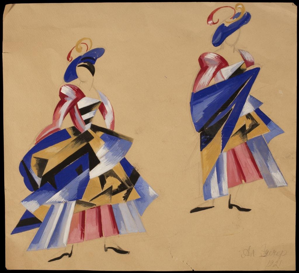 Alexandra_Exter_Costume_design_for_Romeo_and_Juliette_1921