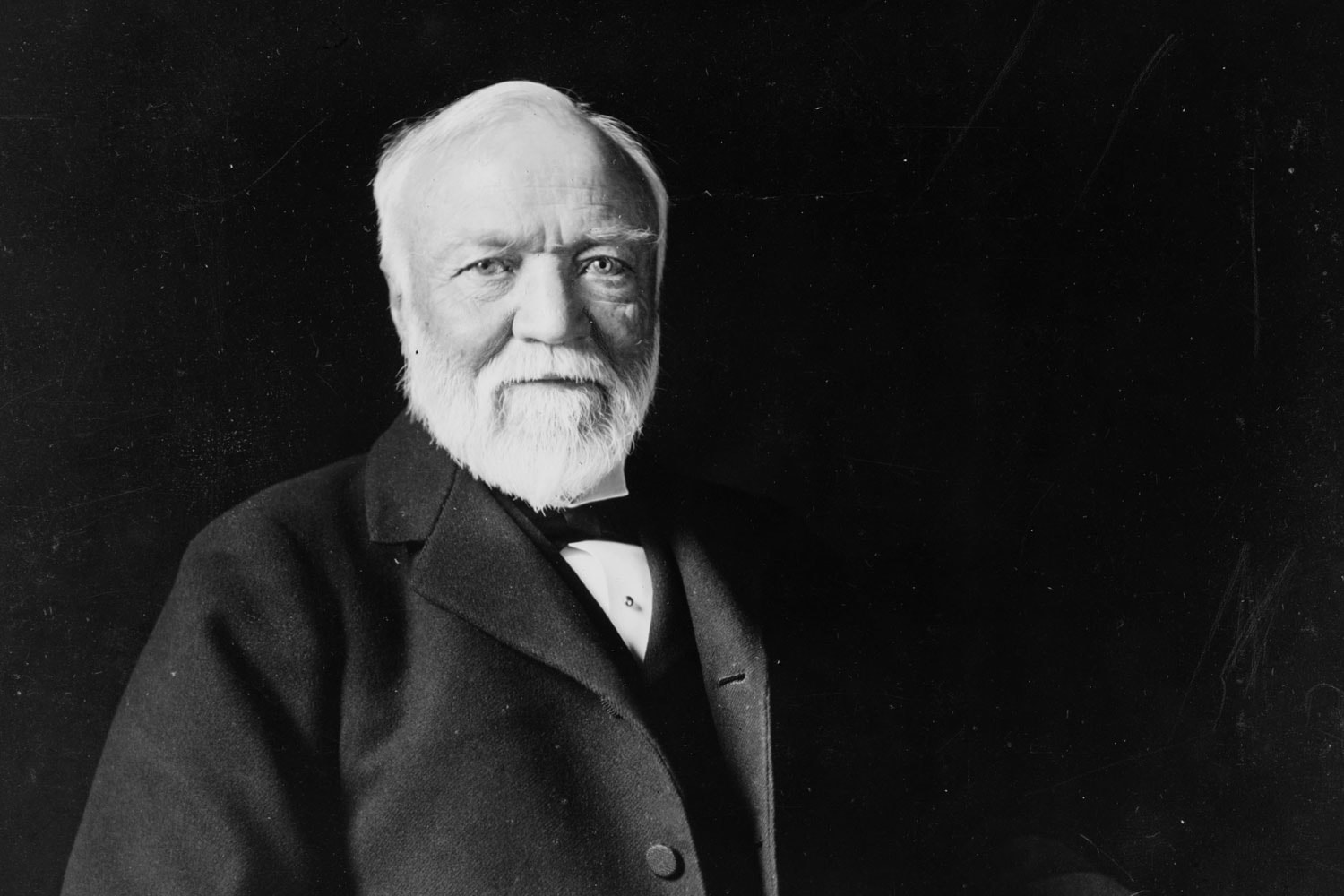 Andrew Carnegie | Theodore C. Marceau [Public domain], via Wikimedia Commons