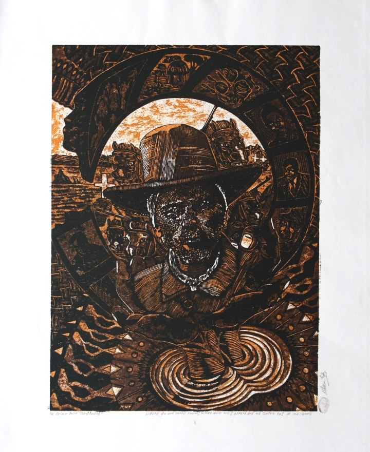 Andrew Van Wyk 'Where We Come From'