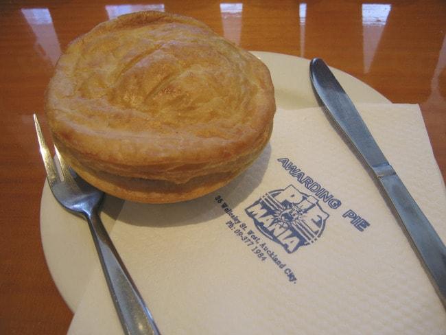Auckland City Pie