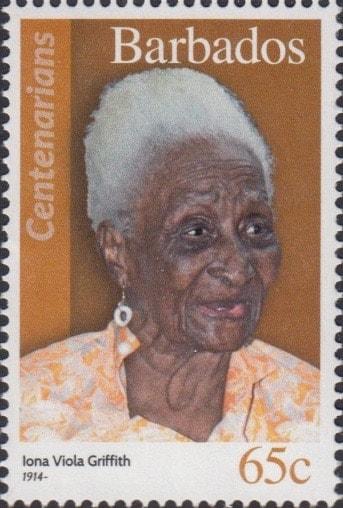 Barbados 1 - Iona Viola Griffith