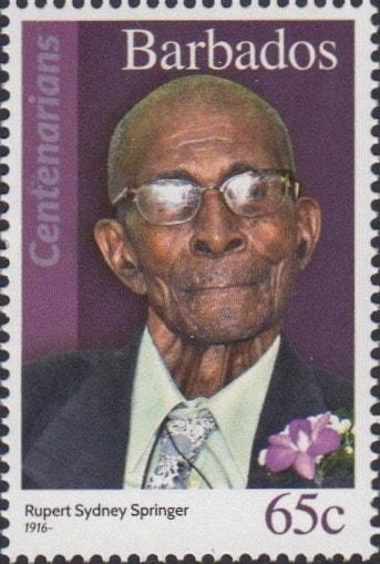 Barbados 7 - Francis Medford Clarke